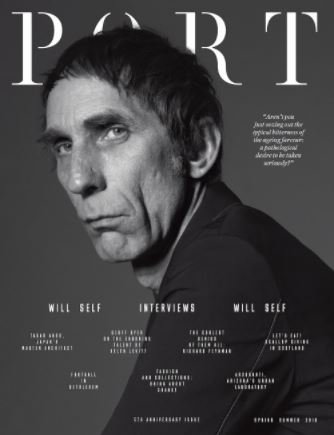 Will Self Port