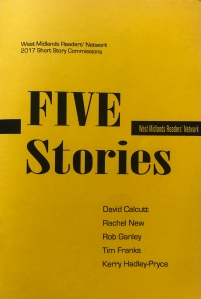 Five stories cover